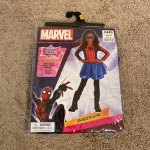 Marvel Spider-Girl Costume!